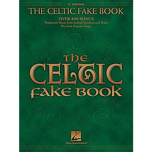 Hal Leonard The Celtic Fake Book C Edition Melody Line Lyrics And