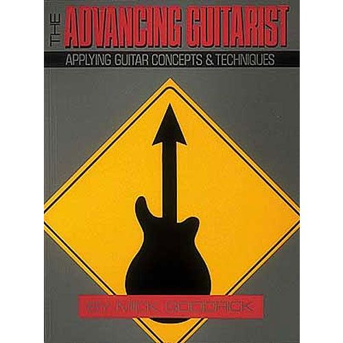HAL LEONARD GOODRICK M. - THE ADVANCING GUITARIST