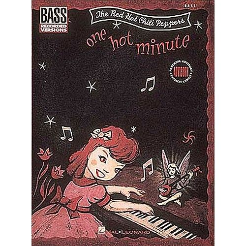 HAL LEONARD THE RED HOT CHILI PEPPERS - ONE HOT MINUTE - 1 - BASS GUITAR TAB