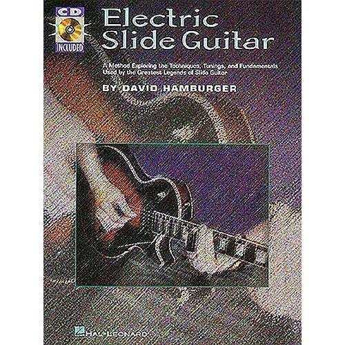 HAL LEONARD HAMBURGER DAVID - ELECTRIC SLIDE GUITAR + CD - GUITAR