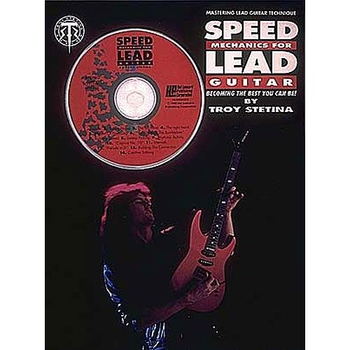 HAL LEONARD SPEED MECHANICS FOR LEAD + CD - GUITAR TAB
