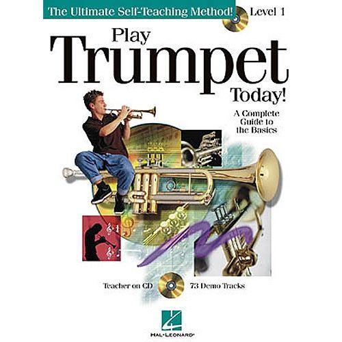 HAL LEONARD PLAY TRUMPET TODAY! LEVEL 1 - TRUMPET