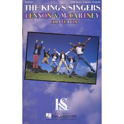 HAL LEONARD THE KING'S SINGERS - LENNON AND McCARTNEY COLLECTION - SATB
