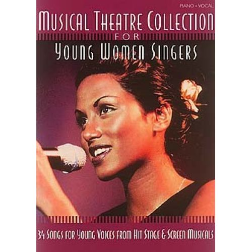 HAL LEONARD MUSICAL THEATRE COLLECTION FOR YOUNG WOMEN SINGERS - PVG