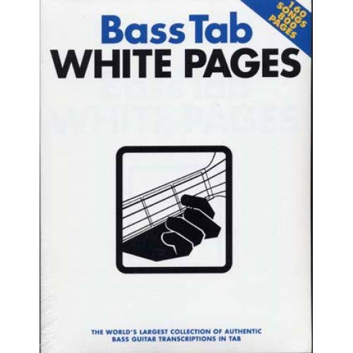 Bass tablatures