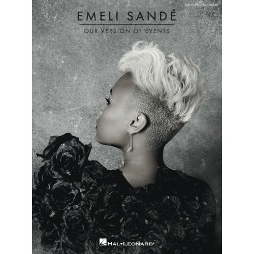 WISE PUBLICATIONS EMELI SANDE - OUR VERSION OF EVENTS - PVG