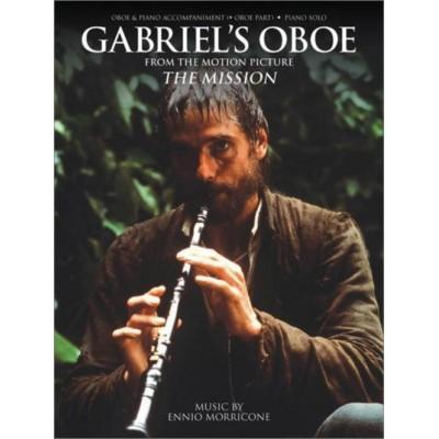 HAL LEONARD MORRICONE ENNIO - MISSION - GABRIEL'S OBOE - HAUTBOIS & PIANO