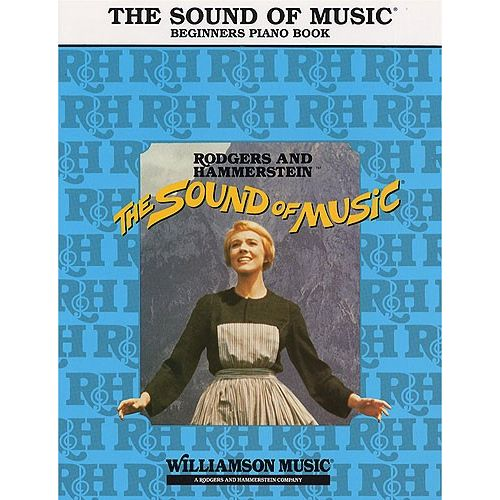 HAL LEONARD THE SOUND OF MUSIC BEGINNERS PIANO - PVG