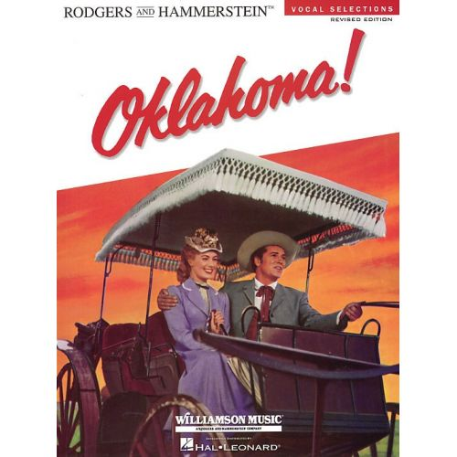 HAL LEONARD RODGERS AND HAMMERSTEIN - OKLAHOMA! - PVG