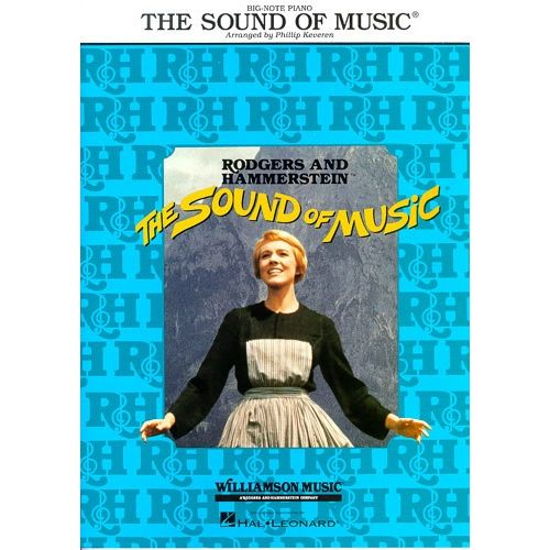 HAL LEONARD THE SOUND OF MUSIC BIG-NOTE PIANO - PVG