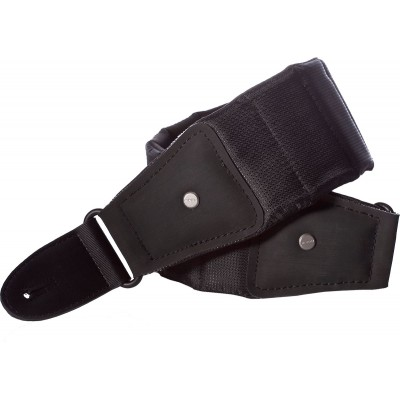 MONO BAGS BETTY LONG BLACK GUITAR STRAP