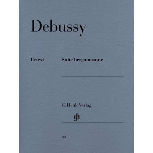 HENLE VERLAG DEBUSSY C. - SUITE BERGAMASQUE