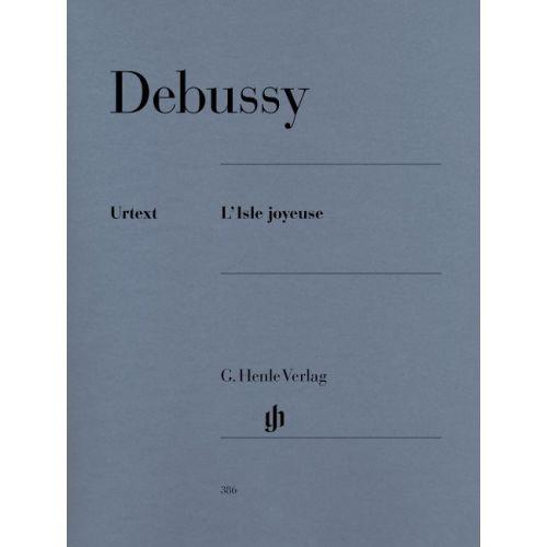 HENLE VERLAG DEBUSSY C. - L'ISLE JOYEUSE