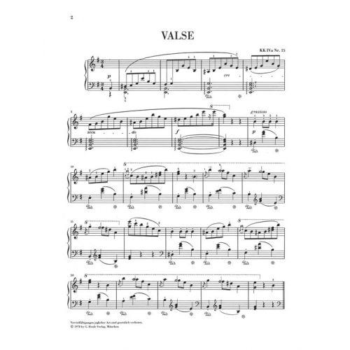 Henle Verlag Chopin F Waltz E Minor Op Post