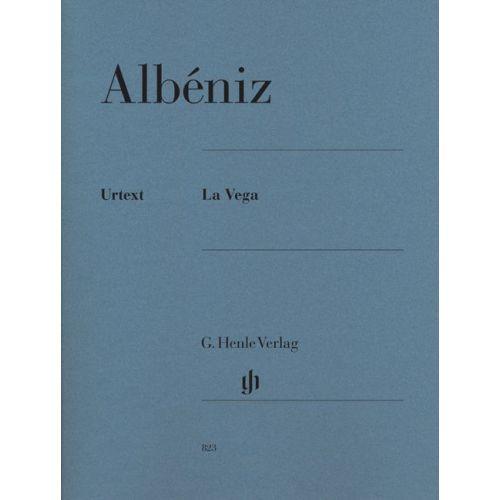 HENLE VERLAG ALBENIZ I. - LA VEGA - PIANO