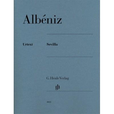 HENLE VERLAG ALBENIZ I. - SEVILLA - PIANO