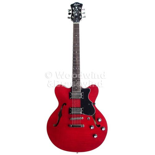 HOFNER 1/4 DE CAISSE VERYTHIN HCTVTHR CONTEMPORARY CHERRY RED