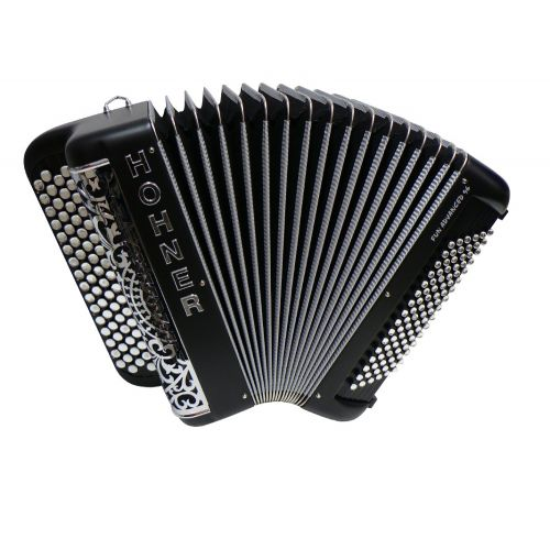 HOHNER FUN ADVANCED 96B NOIR MAT