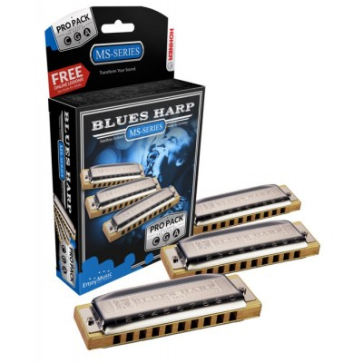 Ms blues harp