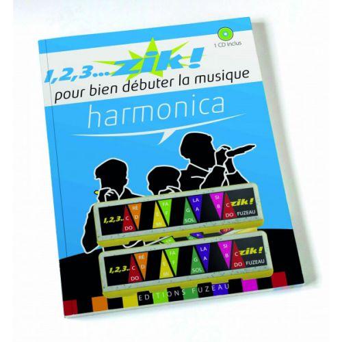 Flûtes - Sifflets - Harmonicas