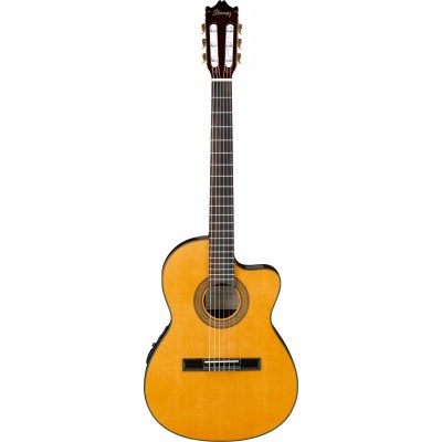 IBANEZ GA5TCE-AM AMBER HIGH GLOSS