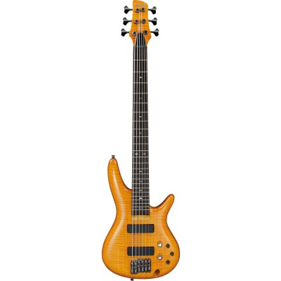 IBANEZ GERALD VEASLEY GVB36-AM AMBER