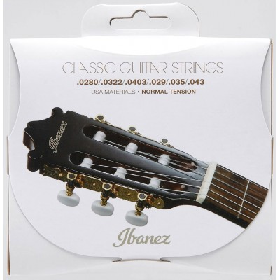 IBANEZ ICLS6NT CLASSICAL GUITAR STRING ICLS