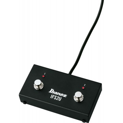 FENDER 2 BUTTON FOOTSWITCH FOR FM 65DSP & SUPER CHAMP XD