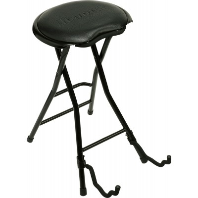 IBANEZ IMC50FS LIFE ACCESSORY MUSIC STOOL WITH GUITAR STAND IMC