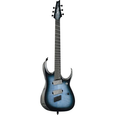 IBANEZ AXION LABEL RGD61ALMS-CLL CERULEAN BLUE BURST LOW GLOSS