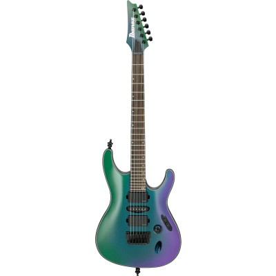 IBANEZ AXION LABEL S671ALB-BCM BLUE CHAMELEON