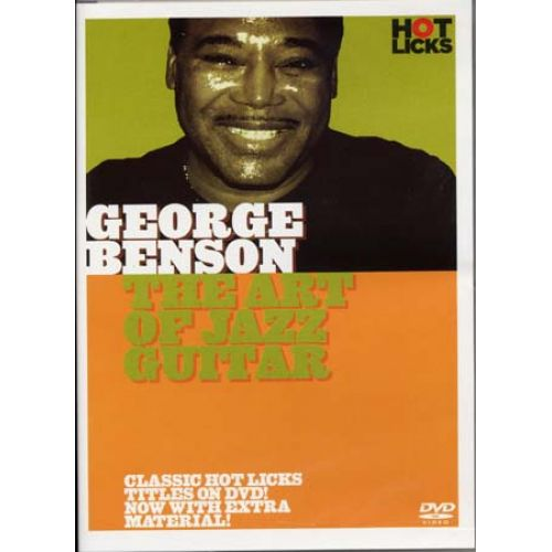 MUSIC SALES BENSON GEORGE - ART OF JAZZ GUITAR