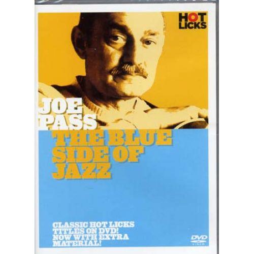 MUSIC SALES PASS JOE - BLUE SIDE OF JAZZ - GUITAR