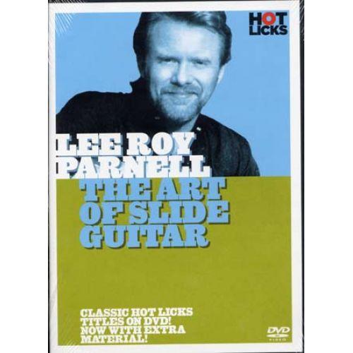 MUSIC SALES PARNELL LEE ROY - ART OF SLIDE GUITAR