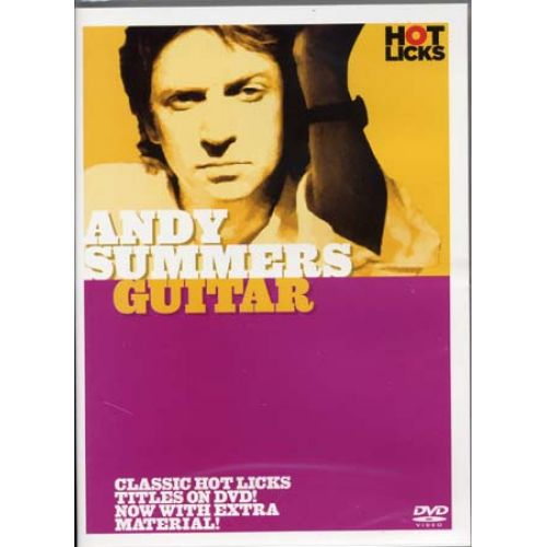MUSIC SALES SUMMER ANDY - SUMMERS ANDY GUITAR