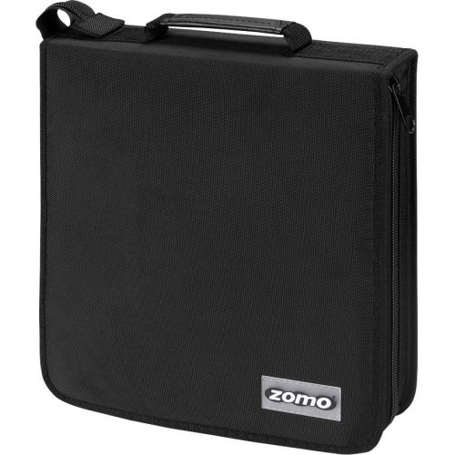 ZOMO CD-BAG MEDIUM SCHWARZ/ORANGE MK2