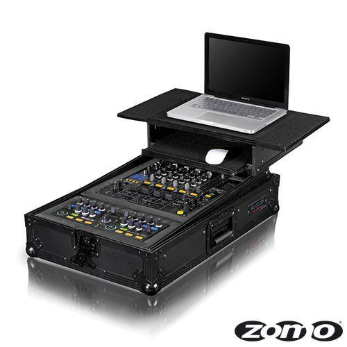 ZOMO FLIGHTCASE P-MC PLUS NSE FUR DJM-800 + MC-1000 + LAPTOP