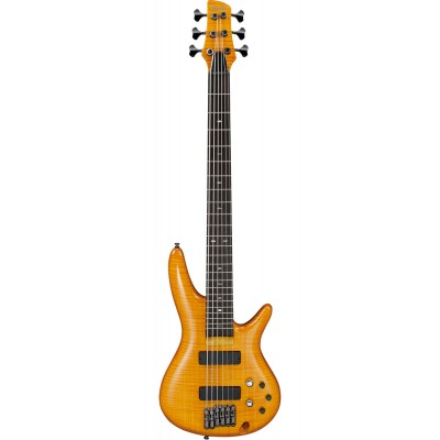IBANEZ SIGNATURE GERALD VEASLEY GVB36 AM 6 AMBER
