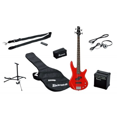 IBANEZ GIO IJSR190 RD JUMPSTART RED PACK