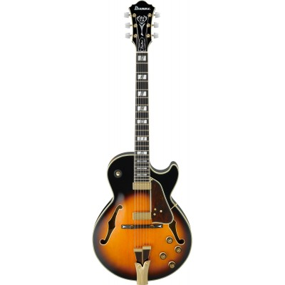 IBANEZ GB GEORGE BENSON GB10-BS BROWN SUNBURST