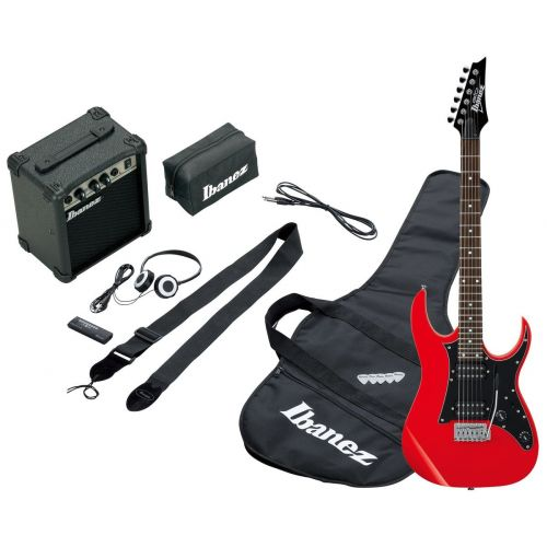 IBANEZ IJRG200 RD JUMPSTART PACK RED