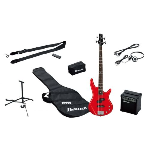 IBANEZ IJSR190 RD JUMPSTART PACK RED