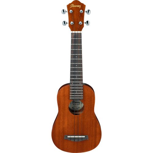 IBANEZ UKULELE UKS10 (OPEN PORE NATURAL)
