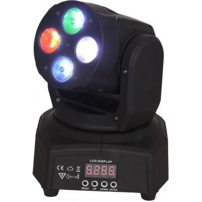 IBIZA LMH350RGBW-MINI