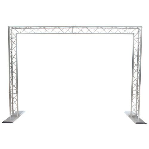 IBIZA DJ-TRUSS4 LIGHT BRIDGE