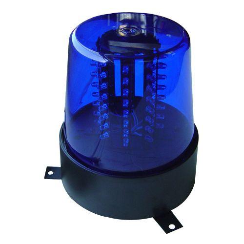 IBIZA BIG LED POLICE LIGHT BLUE JDL010B-LED
