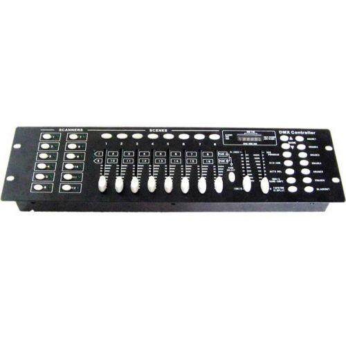 IBIZA DMX CONTROLLER 192-CH