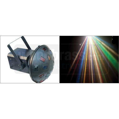IBIZA LED MUSHROOM DMX
