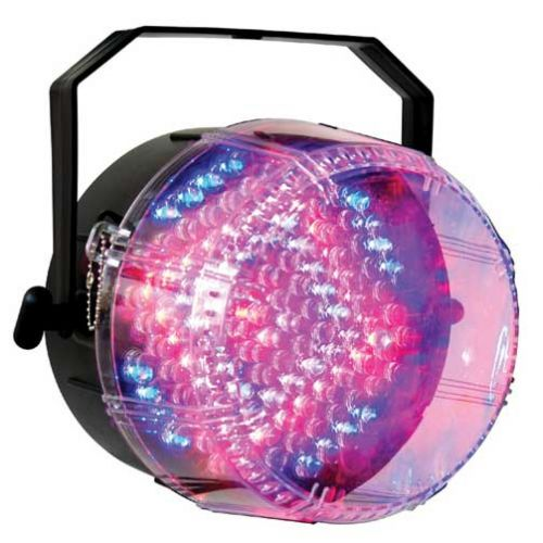 IBIZA TRICOLOR STROBE LIGHT WITH 112 LED