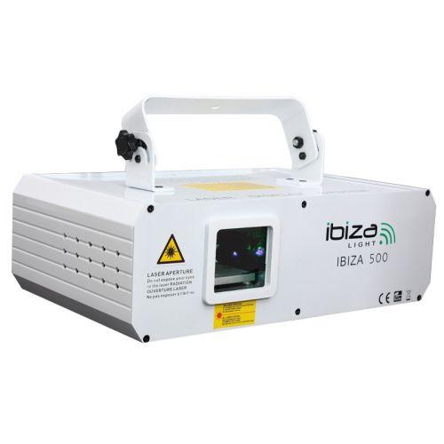 IBIZA IBIZA RGB 500 mW